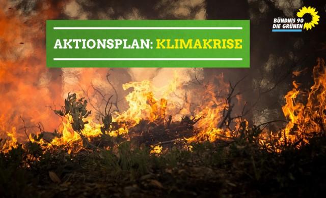 Aktionsplan: Klimakrise