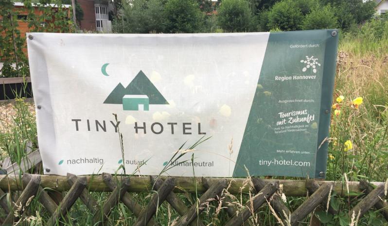 Tiny-Hotel Wennigsen