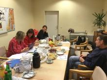 Haushaltsklausur der Wennigser Grünen 2017